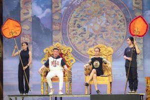 Đàm Vĩnh Hưng cùng các nghệ sĩ hăng say tổng duyệt Táo xuân Canh Tý