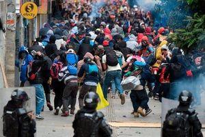 Nga bác bỏ cáo buộc tổ chức biểu tình chống chính phủ Colombia