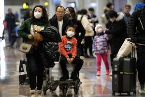 Châu Âu tăng cường kiểm tra các chuyến bay từ Trung Quốc