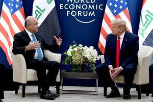 Tổng thống Mỹ-Iraq nhất trí duy trì quan hệ 'đối tác an ninh'