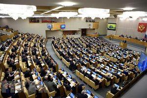 Hạ viện Nga tranh luận về dự luật sửa đổi hiến pháp của ông Putin