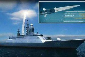 Vì sao Nga muốn tăng gấp số lượng tàu chiến mang tên lửa siêu thanh Zircon?