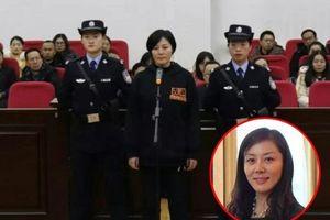 Ngủ với 40 quan trên để tiến thân, nữ quan tham xinh đẹp Trung Quốc nhận án 12 năm tù