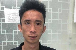 Đâm tài xế xe ôm để cướp, hung thủ bị chặn bắt trên đường trốn về quê