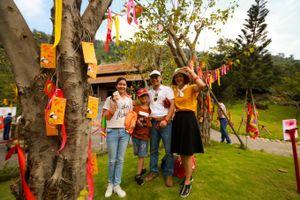 Đa dạng hoạt động đón Tết Âm lịch tại Khu du lịch Núi Thần Tài Đà Nẵng