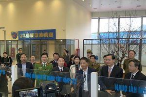 Bộ trưởng Bộ Công Thương: Nghiên cứu chính sách gỡ khó XNK qua cửa khẩu