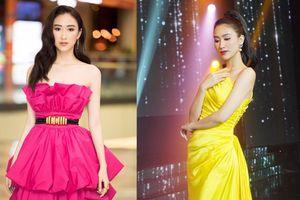Á hậu Hà Thu liên tục chạy show cuối năm, tuyên bố: 'Nhà bao việc, Tết gì tầm này'