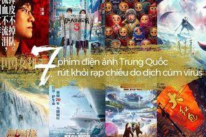 7 phim Tết hủy lịch chiếu, rút khỏi phòng vé Trung Quốc vì dịch bệnh cúm virus, rạp ở Vũ Hán đóng cửa