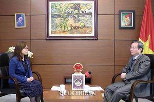 Phó Chủ tịch Quốc hội Phùng Quốc hiển: kinh tế phát triển tạo thế và và lực mới cho đất nước