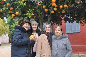 Xuân về ấm lòng người Việt ở Sidihaya, Maroco