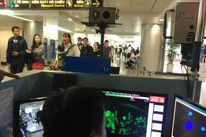 TPHCM kiểm soát chặt hành khách từ Vũ Hán đến sân bay Tân Sơn Nhất
