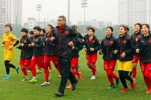 Tuyển nữ hội quân từ mùng 3 Tết, sang Hàn Quốc 'săn' vé Olympic