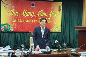 Dốc toàn lực chống dịch viêm phổi Vũ Hán