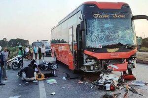 40 người chết vì tai nạn giao thông trong 2 ngày đầu nghỉ Tết