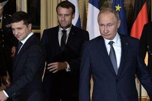 Không có cuộc gặp giữa Tổng thống Nga và Ukraine tại Israel