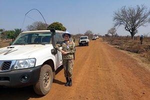 Câu chuyện Tết Việt trên đường tuần tra ở Nam Sudan