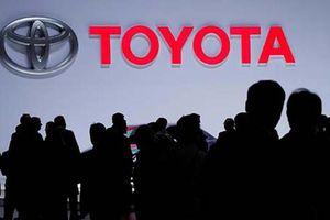 Triệu hồi 3,4 triệu xe Toyota trên toàn cầu do lỗi túi khí