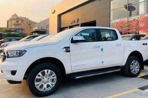Bán tải Ford Ranger 2020 về Việt Nam, khoảng 800 triệu đồng