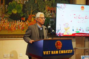 Đại sứ quán Việt Nam tại Trung Quốc tổ chức Tết cộng đồng mừng Xuân Canh Tý