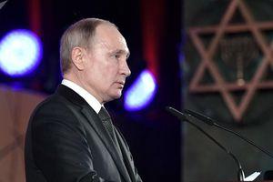 Tổng thống Nga Putin tiết lộ sự thật bất ngờ trong cuộc Chiến tranh Vệ quốc