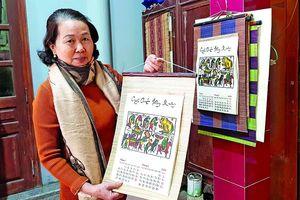 Từ 'Đám cưới chuột', nhớ tranh Đông Hồ ngày Tết