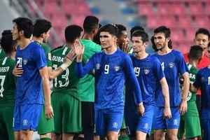 Cựu vương U23 Uzbekistan quyết tâm giành vé tham dự Olympic Tokyo 2020