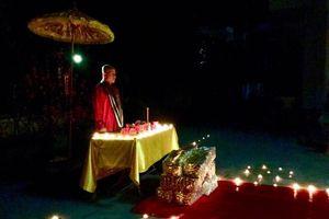 Nghi lễ cúng giao thừa đầy đủ theo Giáo sư Lương Ngọc Huỳnh