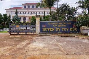 Chánh văn phòng huyện ủy đánh lái xe nhập viện bị cách hết chức vụ trong Đảng