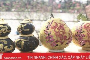 Độc đáo những món đồ lễ ngày tết ở Hà Tĩnh