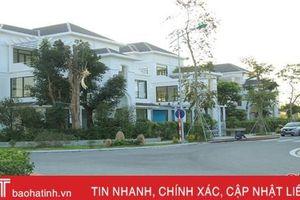 Khu đô thị mới Xuân An - chuẩn mực giá trị sống mới trên quê hương Đại thi hào Nguyễn Du