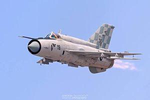 Việt Nam đã bỏ từ lâu, giờ Croatia mới chịu thay tiêm kích MiG-21