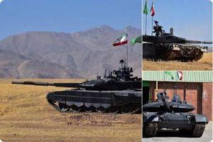 Báo Mỹ: Xe tăng khủng của Iran là bản sao T-90