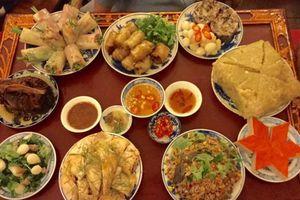 Nhớ hoài bữa cơm chiều 30 Tết…