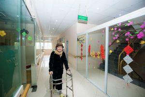 Tết giản dị của những người cao tuổi tại Viện dưỡng lão
