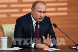 Tổng thống Nga bổ nhiệm một loạt nhân sự mới