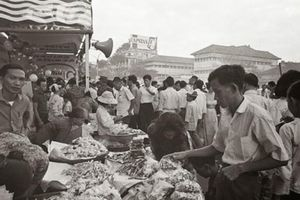 Ngắm Sài Gòn trong chùm ảnh Tết xưa