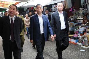 Bộ Công Thương cùng Lạng Sơn thúc đẩy mục tiêu tổng kim ngạch đạt 300 tỷ USD