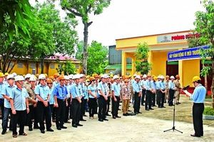 Công ty Cổ phần Nhiệt điện Ninh Bình: Chú trọng bảo vệ môi trường