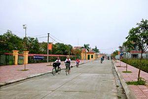 Yên Khánh xây dựng nông thôn mới kiểu mẫu