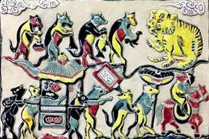 Những con chuột nổi tiếng trong tranh của danh họa Việt
