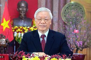 Lời chúc Tết Canh Tý của Tổng Bí thư, Chủ tịch nước