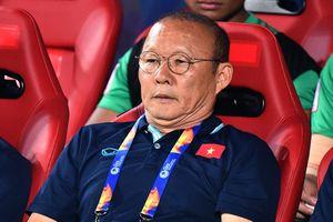Hình ảnh HLV Park trong mắt các tuyển thủ Việt Nam