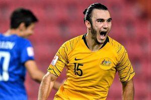 Highlights U23 châu Á 2020: Australia 1-0 Uzbekistan