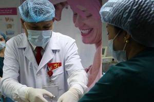 Công dân nhí nặng 3,5 kg 'xông đất' Bệnh viện Phụ sản Trung ương