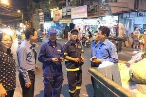 Động viên công nhân làm việc xuyên Tết và công nhân ở trọ
