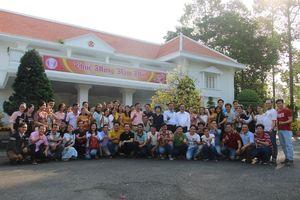 Đồng Tháp: Mở cửa UBND tỉnh phục vụ người dân và du khách dịp Tết