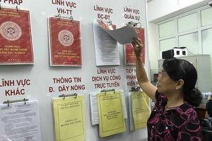 Hà Nội triển khai kiểm tra hoạt động kiểm soát thủ tục hành chính năm 2020