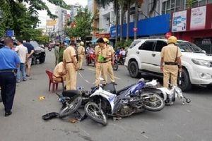 36 người bị thương vong trong ngày 30 Tết