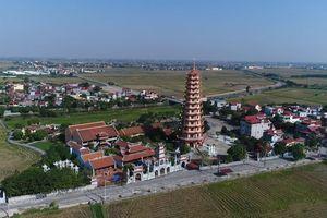 Tận mục sở thị Bảo tháp Hòa Bình - một trong những ngôi tháp chùa đẹp ở miền Bắc