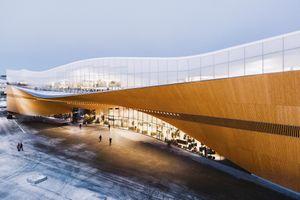Chiêm ngưỡng thư viện tốt nhất thế giới ở Helsinki